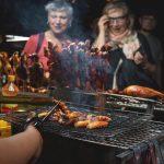 grillning tillsammans